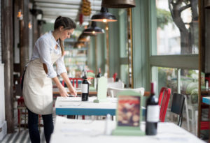 Service du restaurant Belambra